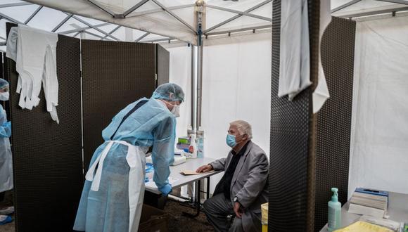 Coronavirus en Francia | Últimas noticias | Último minuto: reporte de infectados y muertos hoy, sábado 12 de setiembre del 2020 | Covid-19 | (Foto: JEFF PACHOUD / AFP).