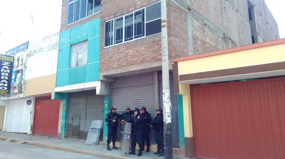 Junín: PNP y Ministerio Público allanan vivienda de gobernador regional