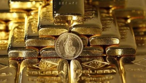 Los futuros del oro estadounidense cayeron un 0,5% a US$1.801,30 la onza. (Foto: Reuters)