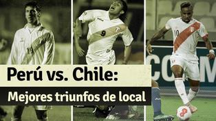 Perú vs. Chile: así fueron los últimos triunfos de la bicolor en el Estadio Nacional