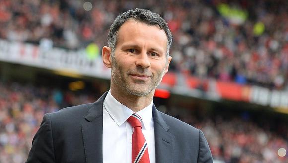 Ryan Giggs lleva sin dirigir desde 2016, poco después del fichaje de José Mourinho por el Manchester United. ¿El ex mediocampista tendría oportunidad en el banquillo de Gales? (Foto: AFP)