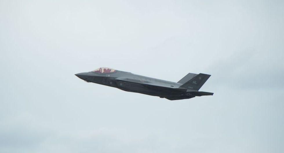 Los ultramodernos F-35 de EE.UU. que entrenan cerca de Rusia - 8