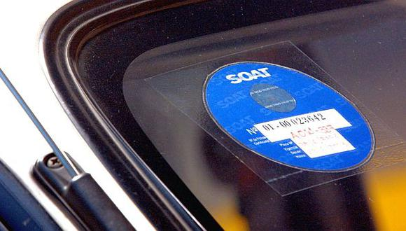 Multaron a cuatro aseguradoras por resarcir SOAT fuera de plazo