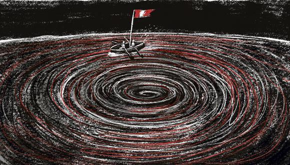 """""""Entrando a los 200 años de nuestra independencia los peruanos debemos comprometernos a construir una sociedad justa, libre, igualitaria y digna, aplicando un método simple: el de la solidaridad"""". (Ilustración: Víctor Aguilar)"""