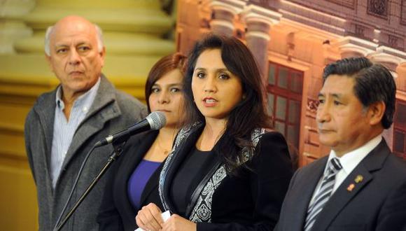 "Ana Solórzano: ""Garantizamos la independencia de poderes"""