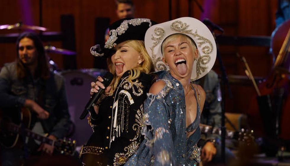 A lo largo de su carrera, Madonna no solo ha sacado al mercado grandes éxitos, sino que también ha sorprendido con espectaculares colaboraciones. (Imagen: Captura YouTube)