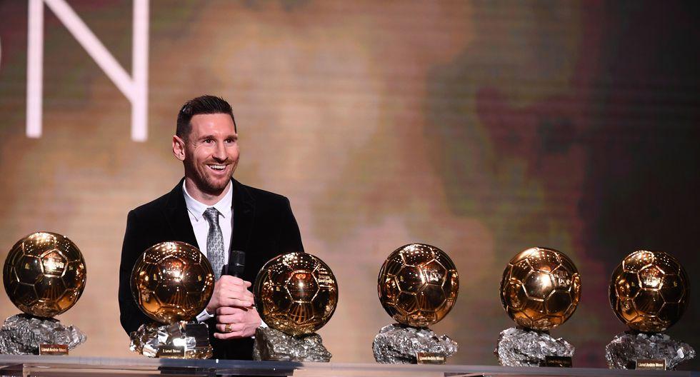 Pese a que este 2019 no fue su mejor año a nivel colectivo, Lionel Messi sigue coleccionado trofeos individuales. (Foto: AFP).