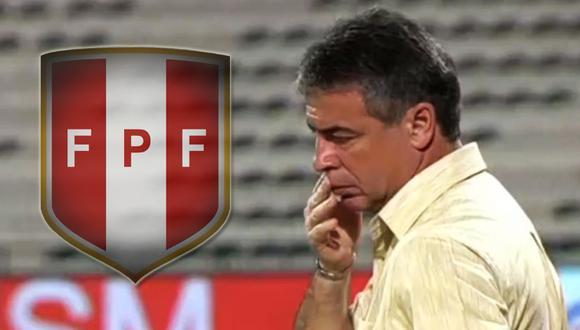 Cifras de la era Pablo Bengoechea en la selección peruana
