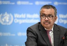 """OMS: """"La pandemia de coronavirus acabará cuando el mundo elija acabarla"""""""