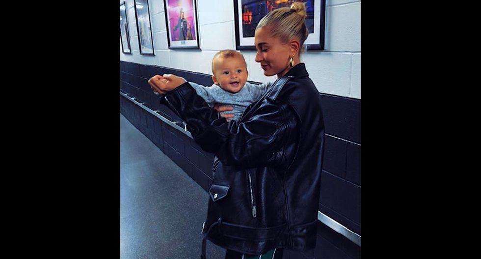 Hailey Baldwin conoce a Justin Bieber desde que eran adolescentes. (Foto: Instagram)