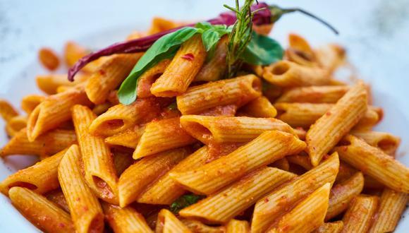 Comprar una buena pasta es requisito indispensable para elaborar unos buenos macarrones. (Pexels)