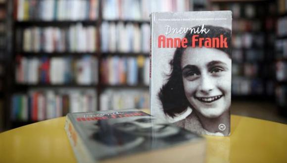 Ana Frank tenía 15 años cuando murió en un campo de concentración nazi.(Foto: Getty images vía BBC Mundo)
