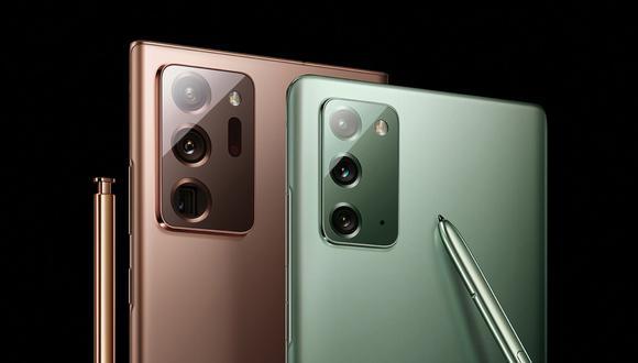¿Cuándo se lanzará el próximo Samsung Galaxy Note? (Foto: Samsung)