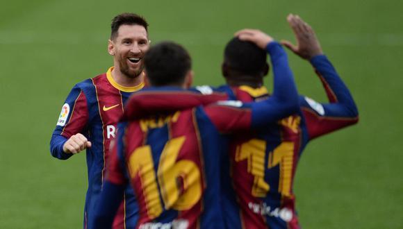 LaLiga Santander EN VIVO: programación de la jornada 28 del fútbol español. (Foto: AFP)