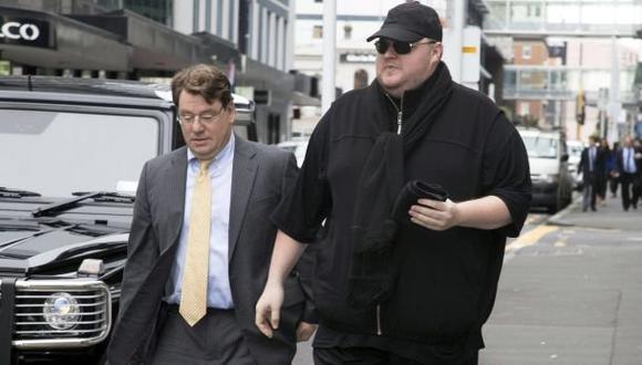 Nueva Zelanda: Inician el proceso para extraditar a Kim Dotcom