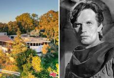 Ponen en venta la antigua casa de Charlton Heston en Beverly Hills | FOTOS