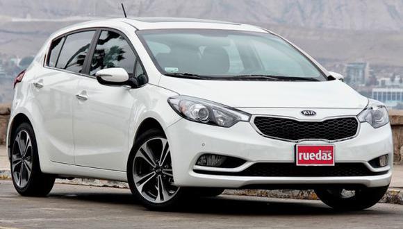 TEST: Kia Cerato Hatchback