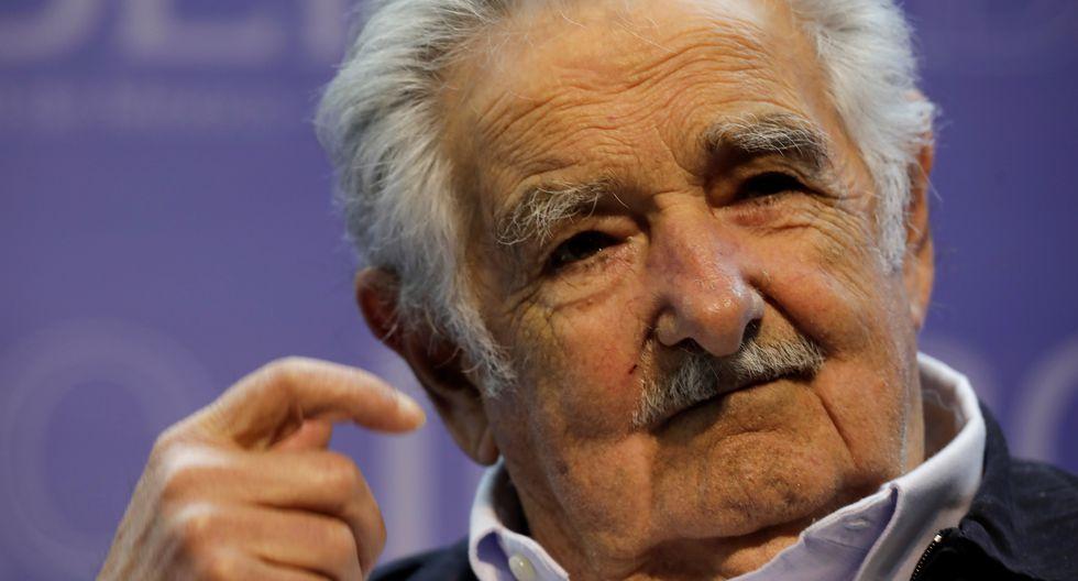 """El expresidente de Uruguay, José Mujica, dijo este lunes que el desempeño de la Organización de Estados Americanos (OEA), que encabeza su excanciller Luis Almagro, ha sido """"bastante lamentable"""". (Reuters)"""