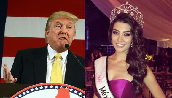 Miss Universo: México deja certamen por dichos de Donald Trump