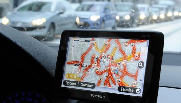 El GPS utiliza voces femeninas para guiar a sus usuarios por las calles. (Foto: AFP)