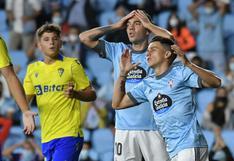 Resultado de Celta de Vigo - Cádiz por LaLiga