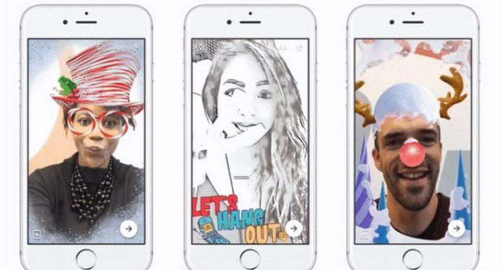 Whatsapp, Instagram y Facebook: apps que copiaron a Snapchat - 2