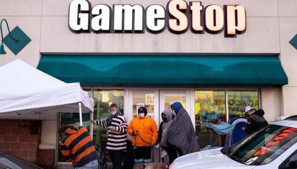 Existe una batalla en Wall Street y en el centro de ella está Gamestop, un minorista de venta de videojuegos. (Foto: Reuters)