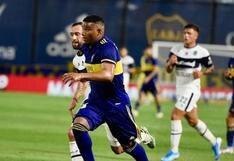 Boca Juniors igualó 2-2 frente a Gimnasia en su debut en la Copa de la Liga Profesional