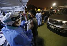 Vacunación COVID-19: más de siete millones 624 mil de peruanos ya fueron inmunizados