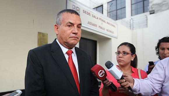 Daniel Urresti fue militar del Ejército y actualmente es congresista por Podemos Perú. (Foto: El Comercio)