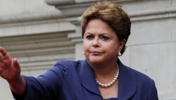 La presidenta de Brasil, Dilma Rouseff, fue directora de Petrobras. (Foto: Archivo El Comercio)