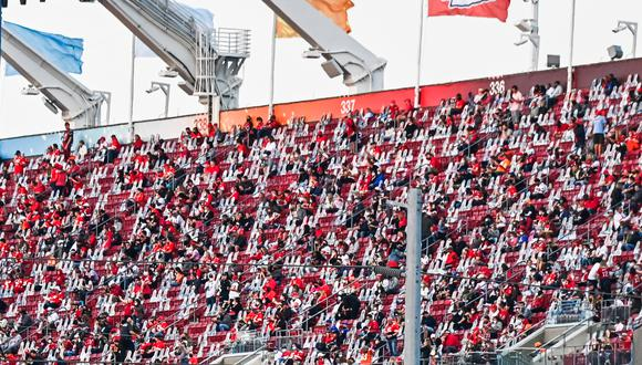 El Super Bowl se ha desarrollado en el Raymond James Stadium de Tampa | Foto: AFP