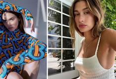 Kendall Jenner y Hailey Bieber disfrutaron un fin de semana de vacaciones en México