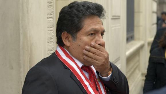 Ramos Heredia se queja de ratificación a Sánchez en la Fiscalía