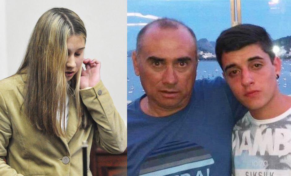 Nahir Galarza asesinó a su novio Fernando Pastorizzo en Gualeguaychú, Argentina. (Fotos: AFP/Ricardo Santellan | La Nación, GDA)