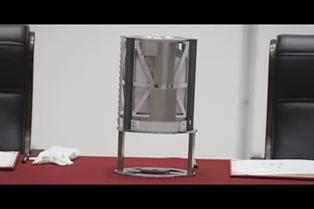 Sonda espacial china Chang'e-5 trae 1.731 gramos de muestras lunares