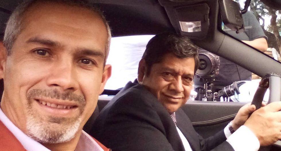 """Jorge Navarro Sánchez y Luis Gerardo Rivera, actores de Televisa, fallecieron durante ensayo de la serie """"Sin miedo a la verdad"""". (Foto: Difusión)"""