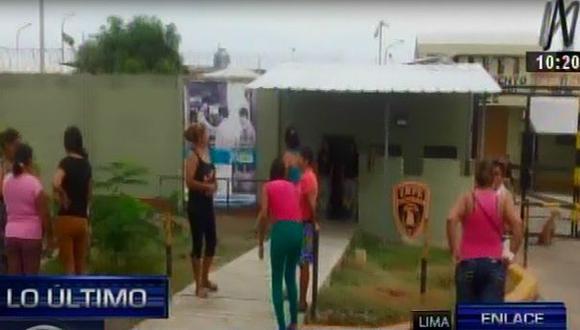 Un preso muerto y otro herido por disparos en penal de Tumbes