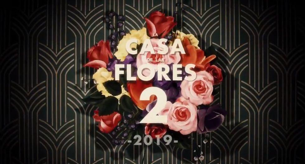 """""""La casa de las flores"""" sorprendió a todos sus seguidores con anuncio en redes sociales. (Foto: Difusión)"""
