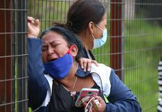"""Ecuador conoce la barbarie de sus cárceles tras """"masacre"""" de 79 presos"""