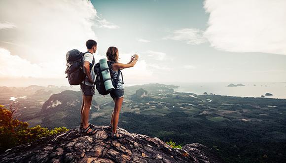 En tus viajes siempre debes andar con un candado para asegurar tu mochila o el locker donde la guardes. (Foto: Shutterstock)