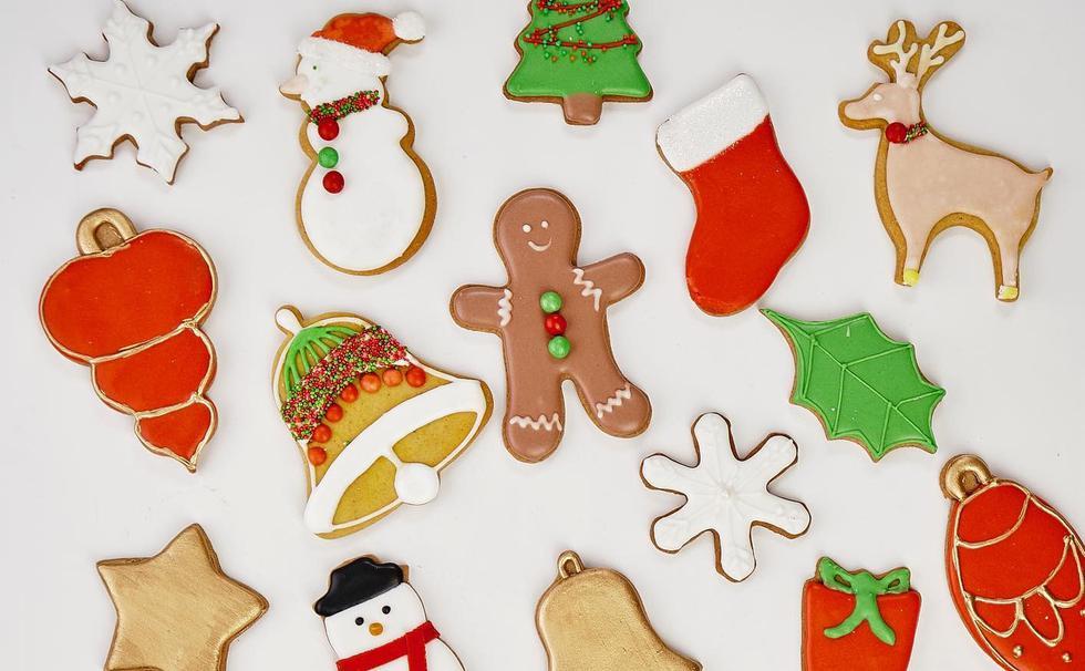 Regala un dulce de la nueva línea navideña de Dulcefina. Tiene packs para armar con diseños de casita navideña y galletas de jengibre para decorar, así como galletas tradicionales, cupcakes y tortas. Realiza tu pedido desde la web: www.dulcefina.com.pe, o a través del número de WhatsApp: (+51) 996 295 915.