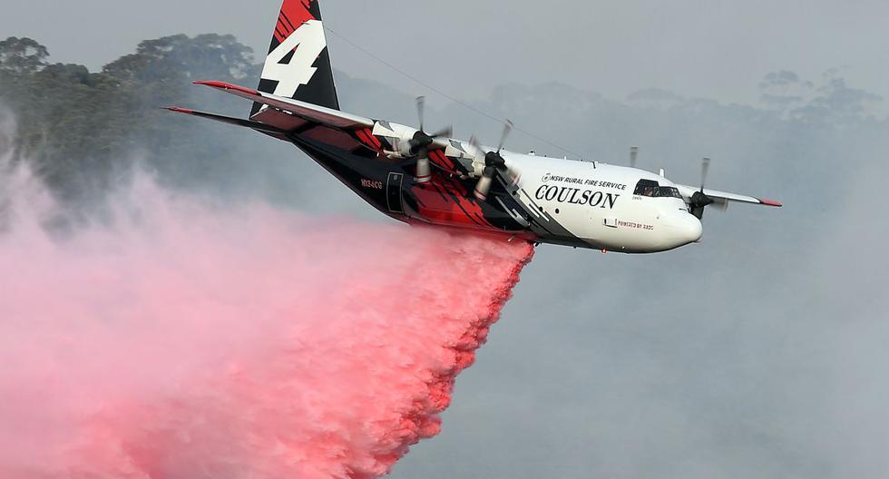 Con estas muertes ya son 32 las personas fallecidas por los incendios en todo el país. (Foto referenical / AFP)