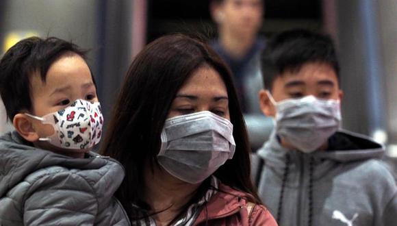 Bangkok ordena cerrar 437 escuelas por el insalubre nivel de contaminación. | Foto: EFE
