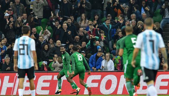La selección argentina enfrenta este martes a Nigeria EN VIVO ONLINE por TyC Sports en Krasnodar. Lionel Messi no será parte del encuentro. (Foto: AFP)