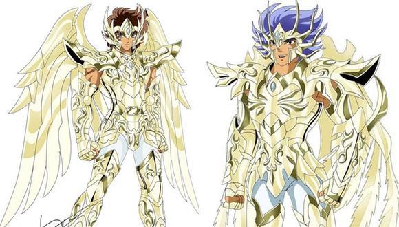 Caballeros del Zodíaco: ¿Cómo serían las nuevas armaduras?
