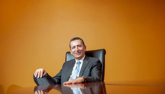 Fernando Ruiz Caro, presidente de la Federación de Cajas Municipales de Ahorro y Crédito.