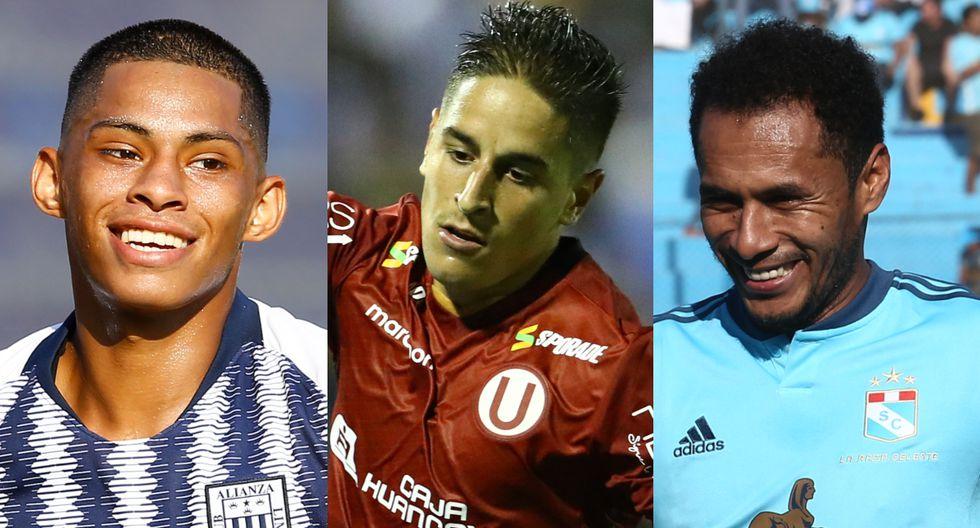 Estos tres clubes y Deportivo Binacional luchan por ser los campeones de la Liga1.