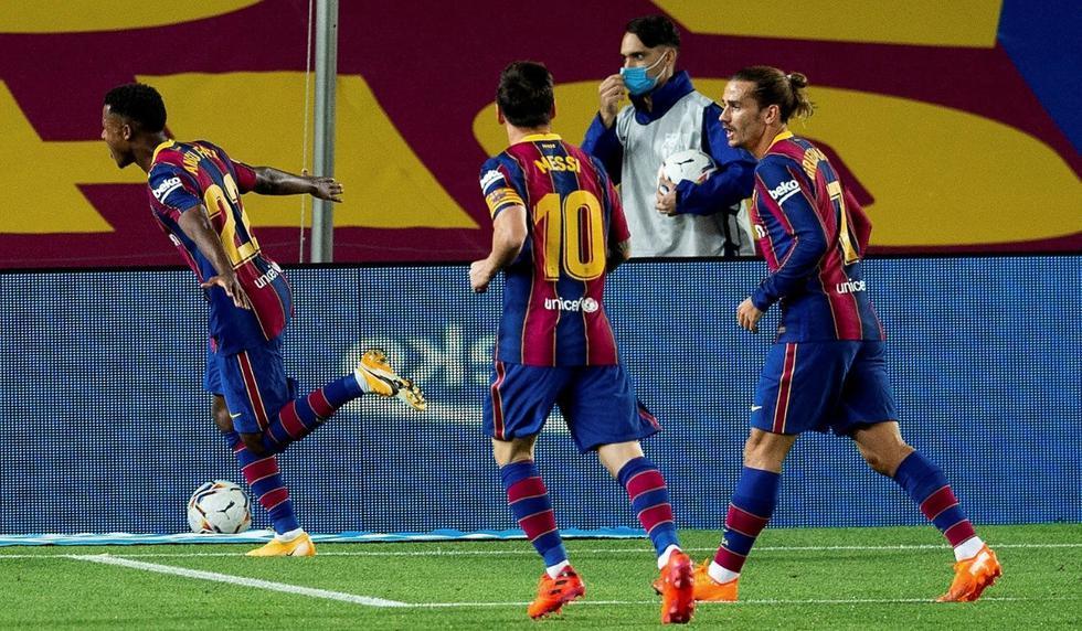 Barcelona vs. Villarreal: las imágenes del partido por LaLiga | Foto: EFE