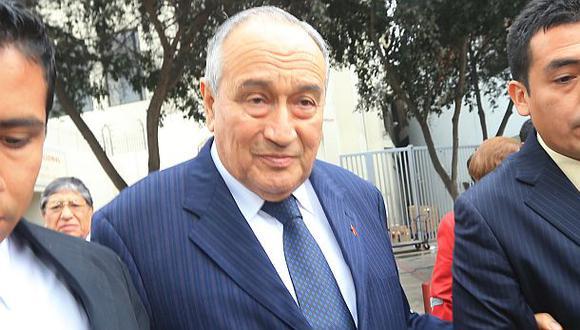 Ex ministro aprista Agustín Mantilla fallece a los 70 años